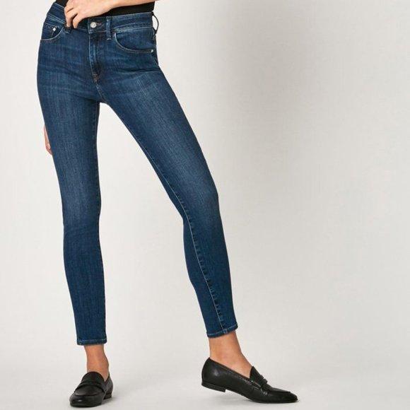 Mavi Jeans High Rise Skinny